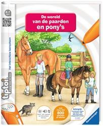 Ravensburger tiptoi® boek De wereld van de paarden en pony's