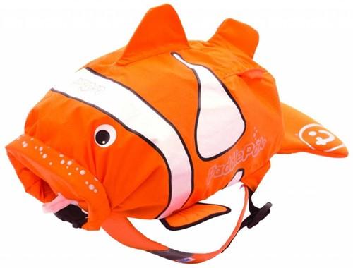 Trunki zwemtas PaddlePak Chuckles vis oranje