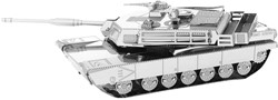 Metal Earth  - constructie speelgoed - M1 Abrams Tank