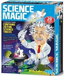 4M KidzLabs SCIENCE: MAGIC SCIENCE