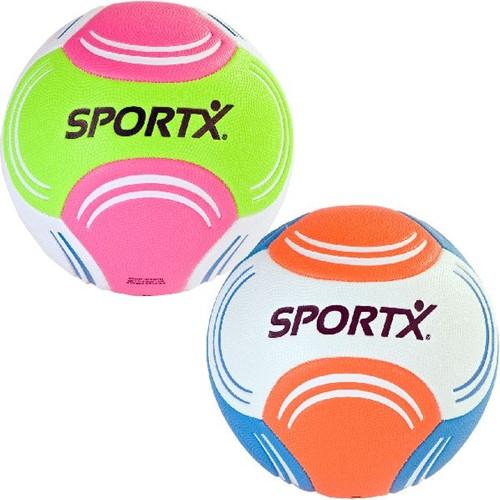 SportX Voetbal Beach Football 2ass 400gr