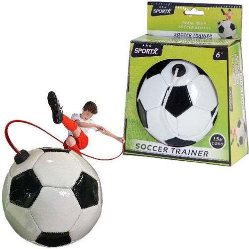 SportX Voetbal trainer 140-160gr