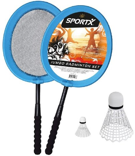 SportX Jumbo Badminton Set