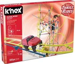 K'nex - constructie - Achtbaan Clock Work