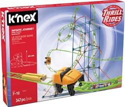 K'nex - constructie - Achtbaan Infinite Journey
