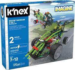 K'nex - constructie - Race auto 2 in 1