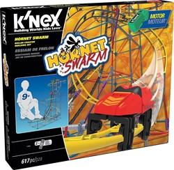 K'nex - constructie - Achtbaan Hornet Swarm