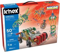 K'nex - constructie - Bouwset 50 modellen