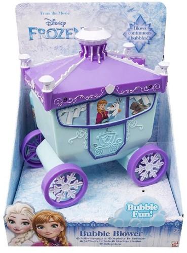 Frozen Elsa Koets Bellenblaas