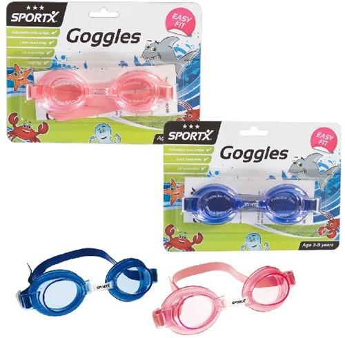SportX Kids Chloorbril *** 2 Ass