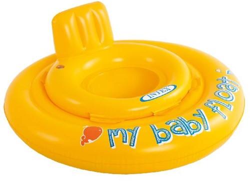 INTEX baby float / zwemtrainer - 6 tot 12 maanden - tot 11 kilo