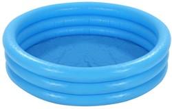 Intex  Opblaasbad blauw