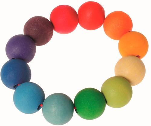 Grimm's regenboog kleurige kralenring