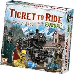 Days of Wonder bordspel Ticket to Ride Engelse Editie