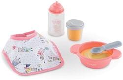 Corolle accessoire voor 30 cm pop -  Mealtime Set