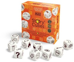 Rory's Story Cubes  MAX - Classic