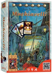 999 Games  bordspel Machiavelli