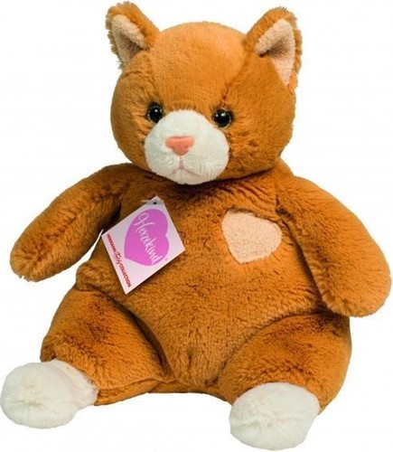 Hermann Teddy Katze Mme Miau 24 cm