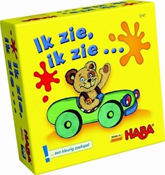 HABA Supermini Spel - Ik zie, ik zie…