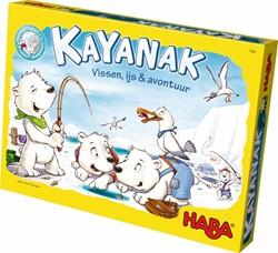 Haba  kinderspel Kayanak - Vissen, ijs & avontuur 7324