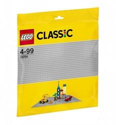 LEGO Classic Grijze bouwplaat 10701