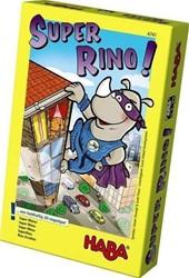Haba  bordspel Super Rino! 4741