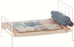 Maileg Metal Bed mini, offwhite