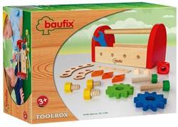 Baufix  houten constructie speelgoed Toolbox 11100