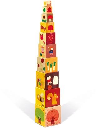 "Vierkante Piramide ""De 4 Seizoenen"""