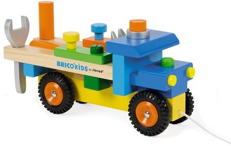 Doe-Het-Zelf Vrachtwagen Brico'Kids