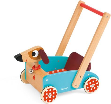 Crazy Doggy-Karretje