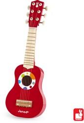 Janod Confetti - mijn eerste gitaar