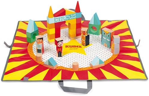 Kubix - 60 Circus Blokken