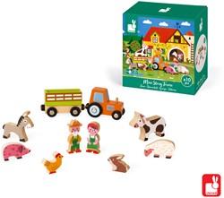 Janod Story Mini - boerderij