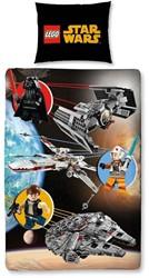 Lego  Dekbed Lego Star Wars Space