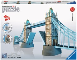 Ravensburger Tower Bridge - 3D puzzel gebouw - 216 stukjes