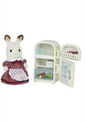 Sylvanian Families combinatieset Chocolate Rabbit Mother Set 2202