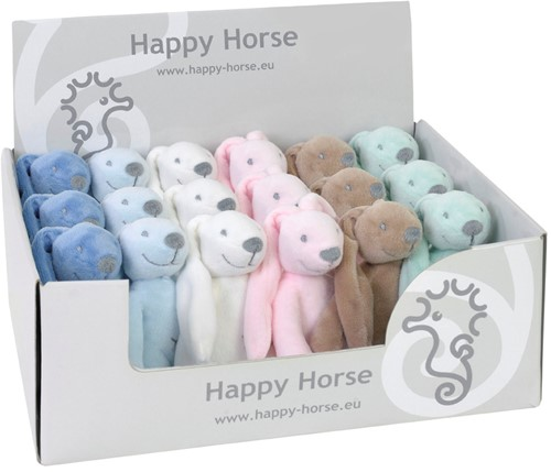 Happy Horse Mini Richie in displaybox ass.