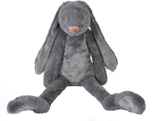 Happy Horse Big Deep Grey Rabbit Richie