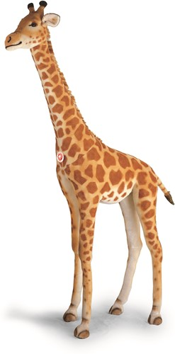 Steiff Studio giraffe, beige/brown