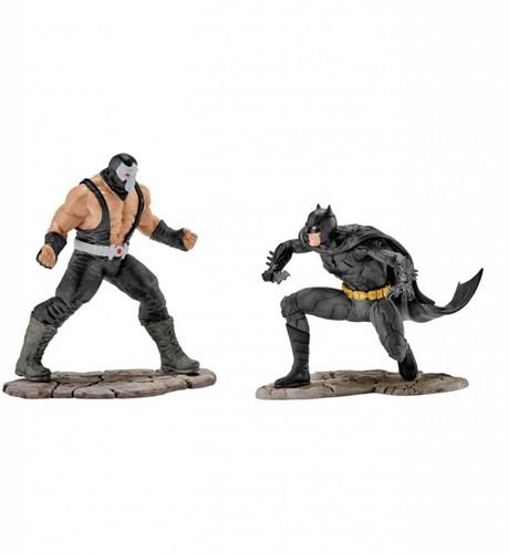 Schleich Justice League - Scenery Pack Batman Vs Bane 22540