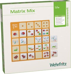 Haba Education - Matrix Mix, 69 pieces