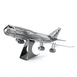Metal Earth  constructie speelgoed Boeing 747