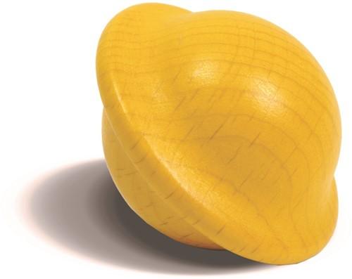 nic houten speelgoed MB Ufo gelb