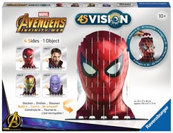 Ravensburger 4S Vision Avengers Infinity War Iron Man & Co