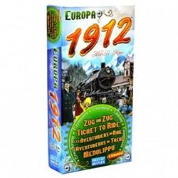 Days of Wonder bordspel Ticket to Ride Europe 1912