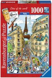 Ravensburger puzzel Fleroux Paris - Legpuzzel - 1000 stukjes