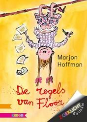 Zwijsen  avi boek De regels van floor AVI M4 dyslexie