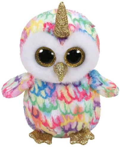 Ty Beanie Boo's Enchanted Owl 15cm