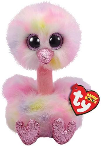 Ty Beanie Boo's Avery Ostrich 15cm